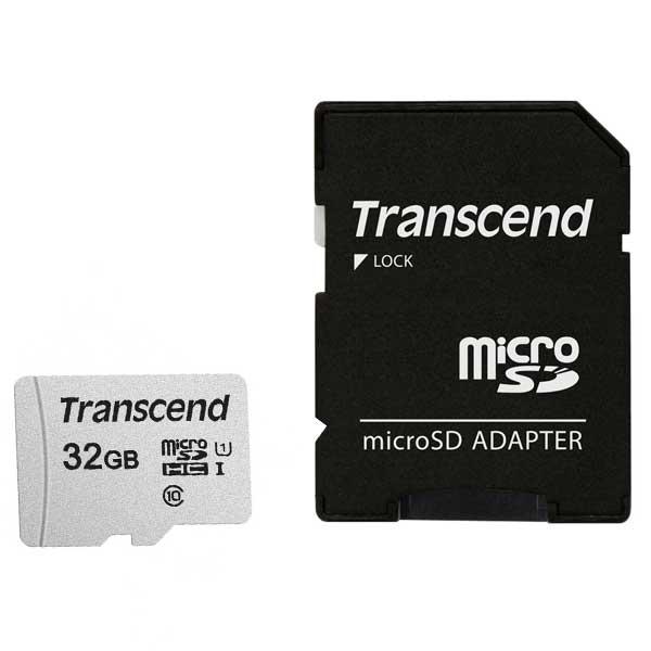 Transcend 300S 32GB micro SDHC Memory Card