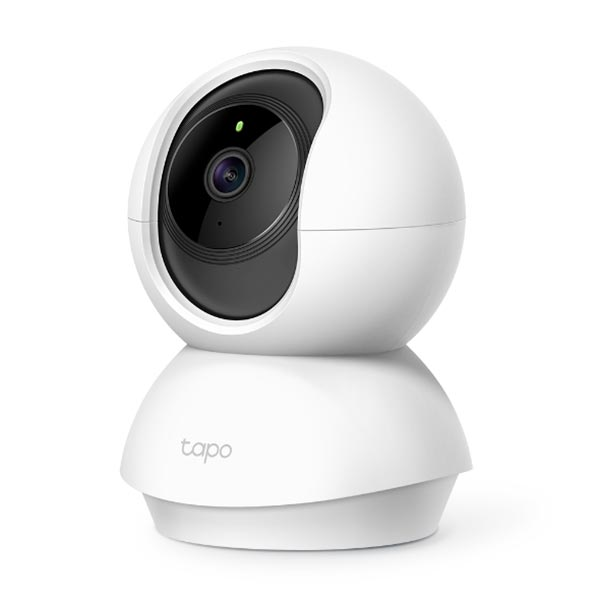 TP-Link Tapo C200 IR Pan/Tilt WiFi Dome 2MP IP Camera