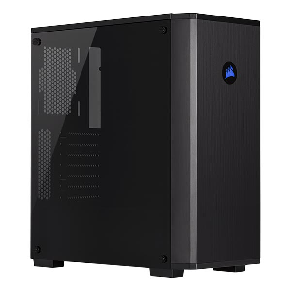 Corsair Carbide Series 175R Black RGB Mid-Tower ATX Gaming CPU Case