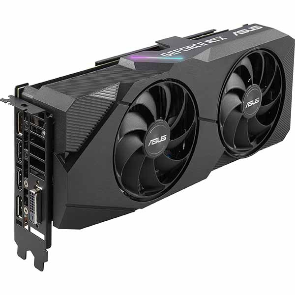 Asus NVIDIA GeForce RTX 2060 SUPER EVO OC 8GB GDDR6 Graphics Card
