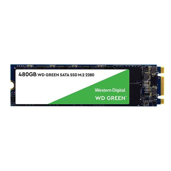 Western Digital Green 480GB M.2 2280 SATA III SSD