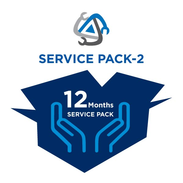 12-Month Service Package
