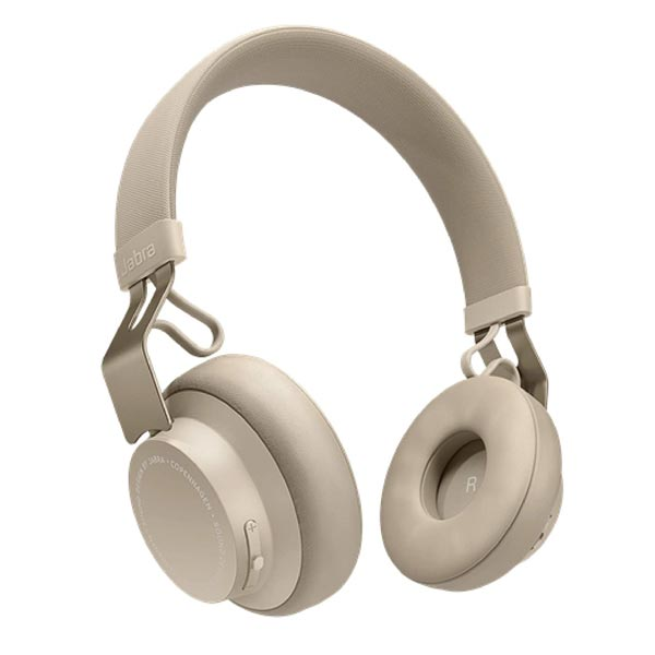 Jabra MOVE Style Edition (Gold Beige) Headset