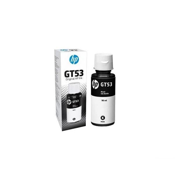HP GT53 Black 90-ml Ink Bottle