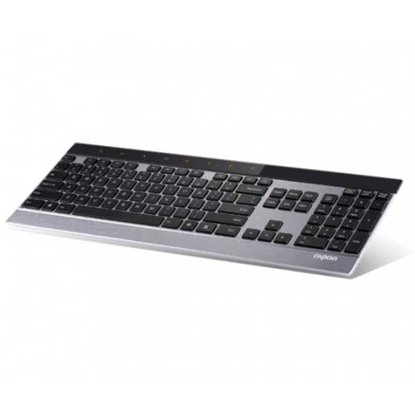 Rapoo E9270P Wireless Black Ultra-Slim Touch Keyboard