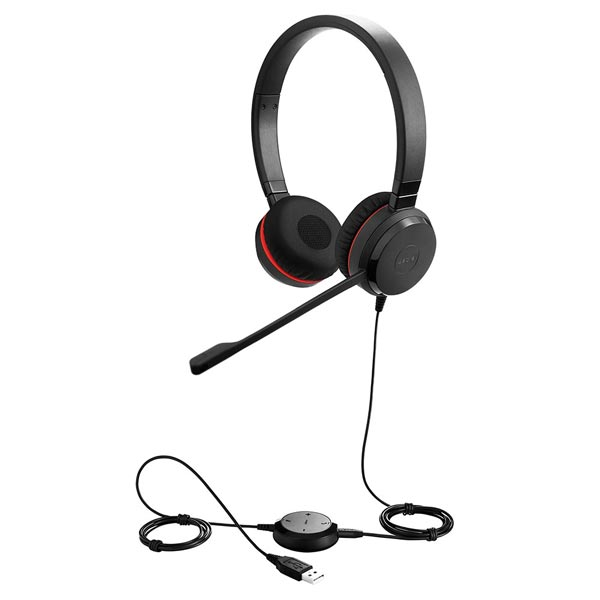 Jabra Evolve 30 Headset