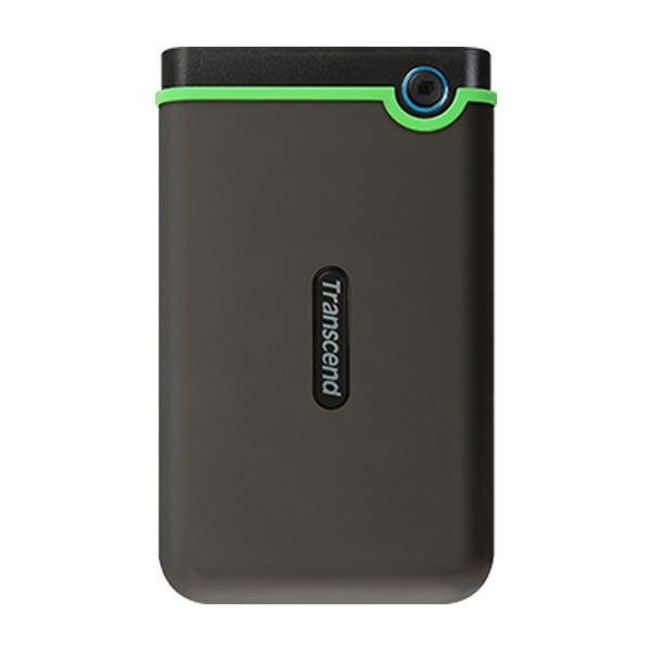 Transcend J25M3 1TB USB 3.1 Iron Gray Portable Hard Disk Drive