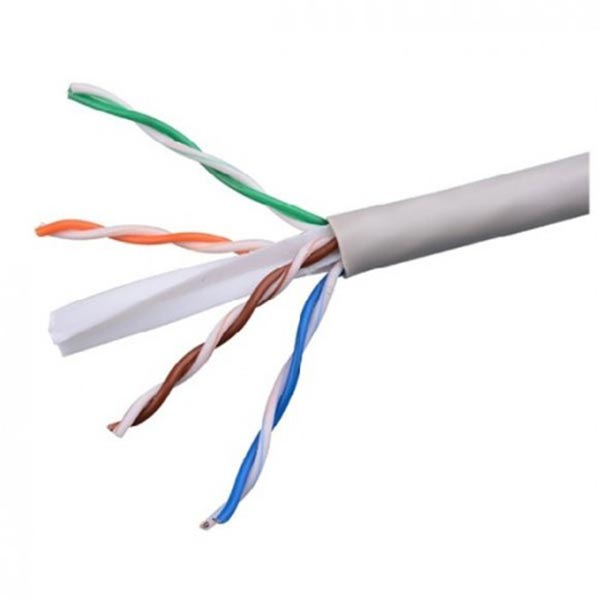 Vivanco Cat-6 305 Meter Grey Color Network Cable