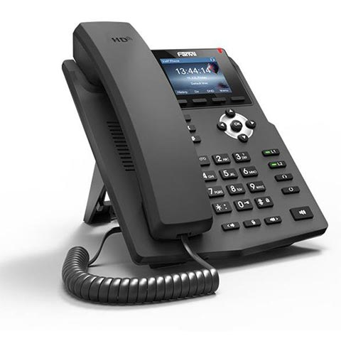 Fanvil X3SP PoE IP Telephone