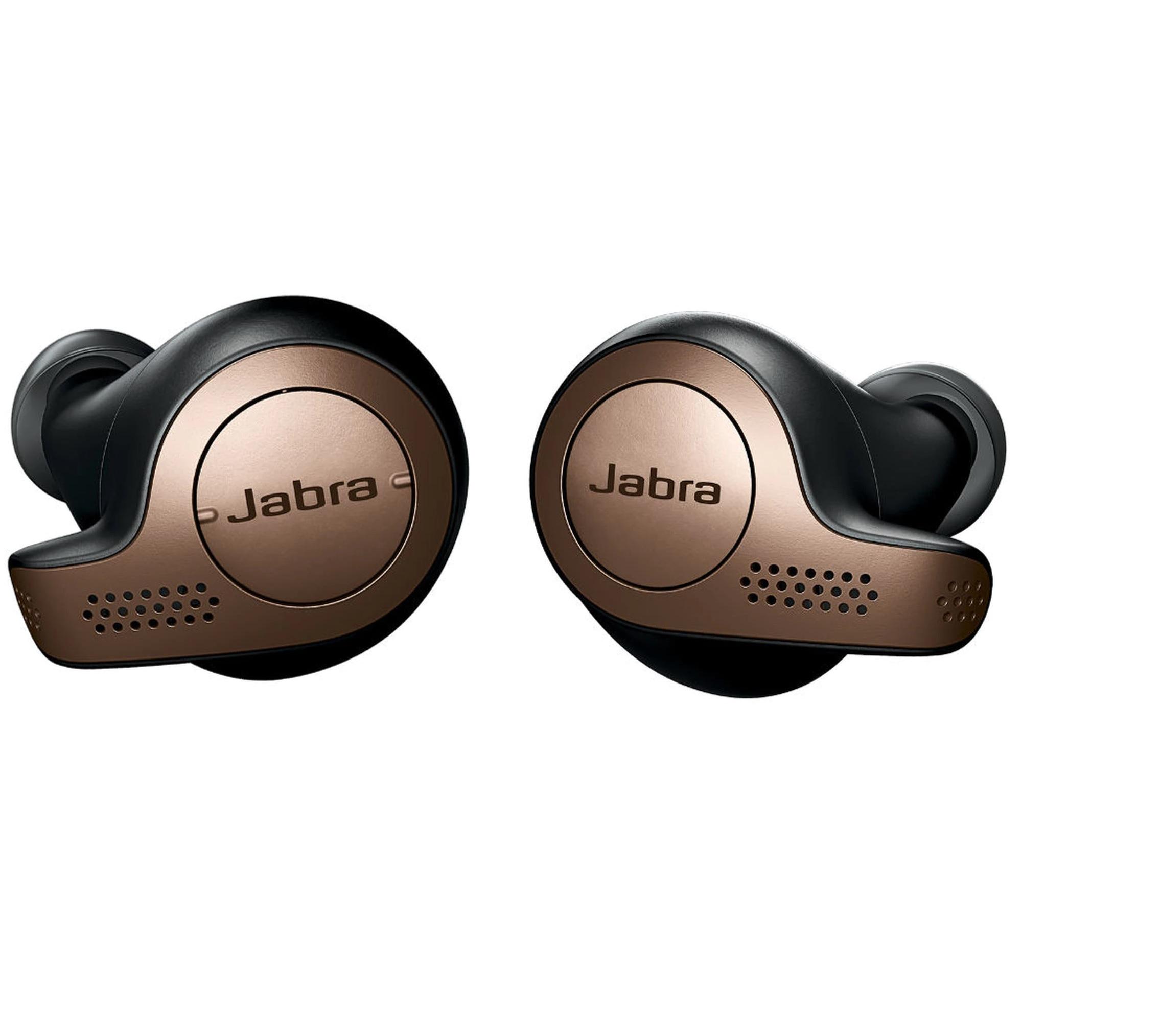Jabra Elite 65t Bluetooth Copper Black Earbuds