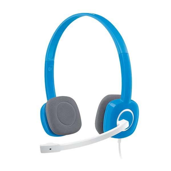 Logitech H150 Blue Stereo Headset
