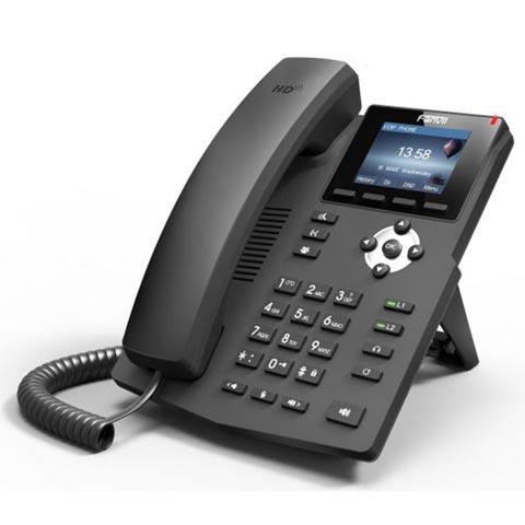 Fanvil X3SG PoE IP Telephone