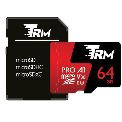 TRM P500 High-Performance 667X 512GB Professional MicroSDXC