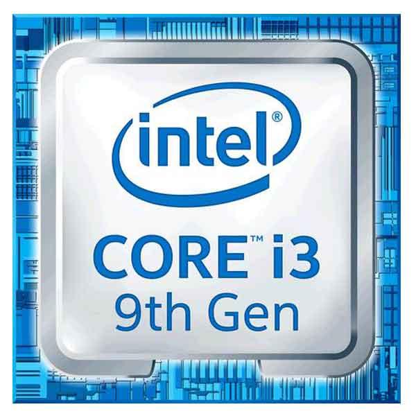 Intel 9th Gen Core i3 9100 3.60GHz LGA1151 Processor